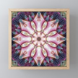 Mandalas from the Voice of Eternity 13 Framed Mini Art Print