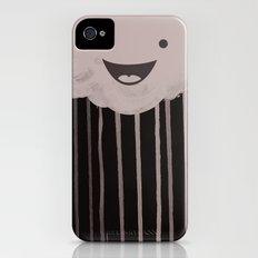 dark cloud Slim Case iPhone (4, 4s)