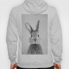 Rabbit - Black & White Hoody
