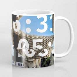 GLITCH CITY #70: Sevilla Coffee Mug