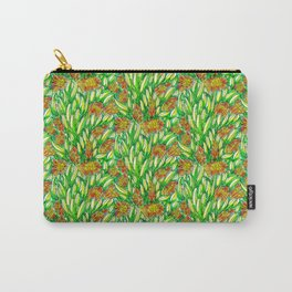 Ice Plants Carry-All Pouch