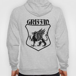 Griffin Name Shield Mythical Eagle Lion Hoody