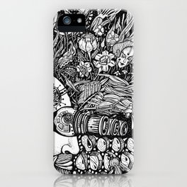 Beekeeper iPhone Case