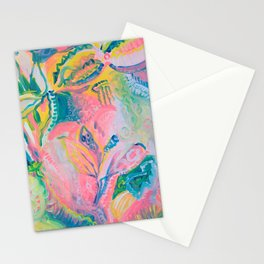 Realm of the Superweeds: Queens Stationery Cards