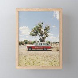 The El Cosmico Framed Mini Art Print