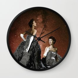 High Altitude. Wall Clock