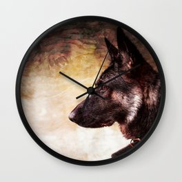 The magic of Love Wall Clock