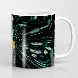 golden butterfly Coffee Mug