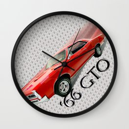 Now Here's Your Mountain Goat Wall Clock