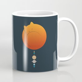 Cat Landscape 66 Coffee Mug