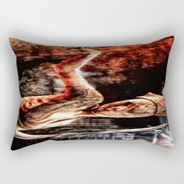 Death By Medicine Silent Hill Nurses Rectangular Pillow