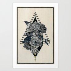 Occult II Art Print
