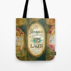 Beer, Honey Brown Beer and Yuengling Tote Bag