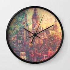 London3 Wall Clock