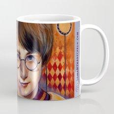 Harry's First Quidditch Match Mug