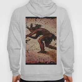 Kokopelli, The Flute Player. Hoody