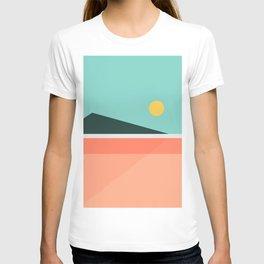 Geometric Landscape 15 T-shirt