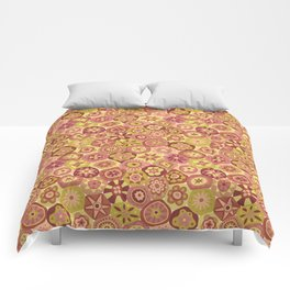 Millefiori-Canyon Colors Comforters