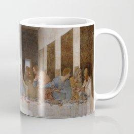 Leonardo da Vinci – Ultima cena – the last supper Coffee Mug