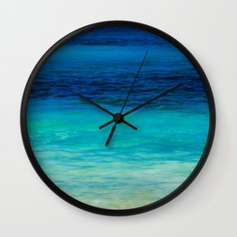 SEA BEAUTY Wall Clock