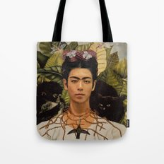 Toprida of BIGBANG Tote Bag