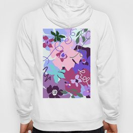 Peach Flower Song Hoody