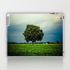 Tree in a Field Laptop & iPad Skin