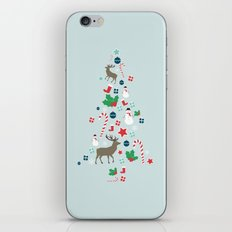 O Christmas Tree iPhone & iPod Skin