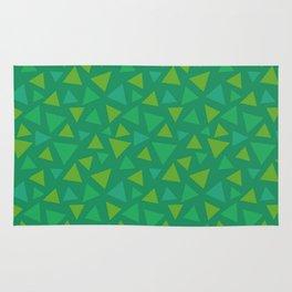 Animal Crossing Grass Pattern Rug