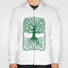 Oak tree Hoody