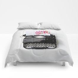 Typing Joy Comforters