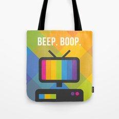 Beep. Boop. Tote Bag