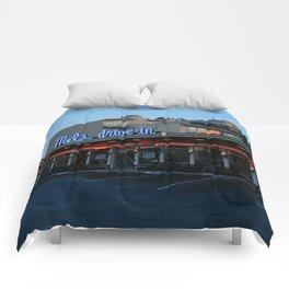 Mel's on Geary Street Comforters