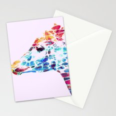 Giraffe 2 Stationery Cards