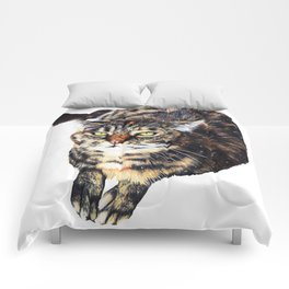 Kitty Cat Chili Comforters