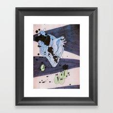 Grab Some Heart.  Framed Art Print
