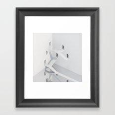 Shrine 3 Framed Art Print