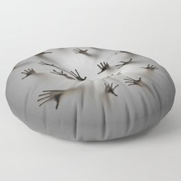 Lost souls Floor Pillow