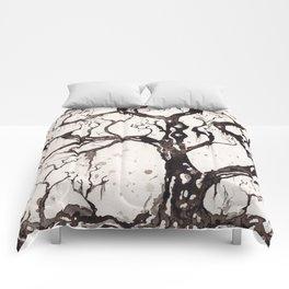 Solum V /// Tree Studies Comforters