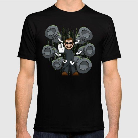 Bullet Time Bill T-shirt