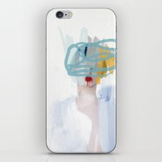 Heads 3 iPhone & iPod Skin