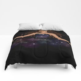 She is the Galaxy Comforters