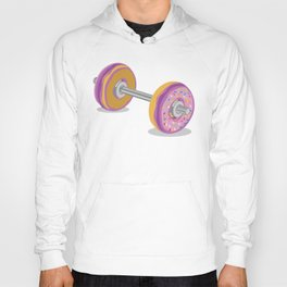 Donut Work-Out Hoody