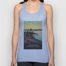 Pukaskwa National Park Unisex Tank Top