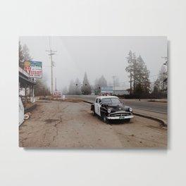 Kerby, Oregon Metal Print