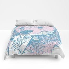 Low Cholesterol Bear Comforters