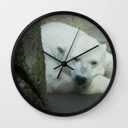 Missing the North Wall Clock