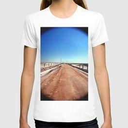 Road to Mud Pots T-shirt