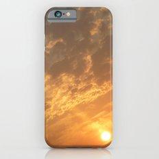 Sun in a corner iPhone 6s Slim Case