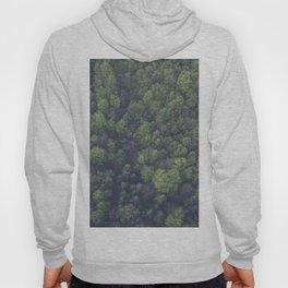 FOREST - TOP - VIEW - PHOTOGRAPHY Hoody